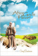 After Gods Heart - DVD w/MP3
