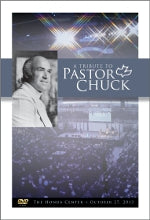A Tribute to Pastor Chuck - DVD