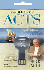 Acts Commentary In-depth - MP3-USB Flash Drive