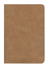 WFT Bible Caramel Distressed Bonded - NKJV
