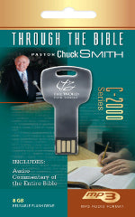 Through the Bible C2000 -MP3-USB Flash Drive