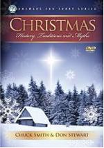Christmas: History, Traditions, and Myths - DVD