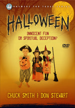 Halloween Innocent Fun or Spiritual Deception? - DVD
