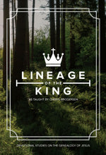 Lineage of the King - DVD Set w/MP3