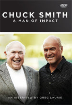 Chuck Smith: Man of Impact - DVD