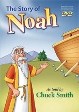 The Story of Noah - DVD
