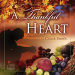 A Thankful Heart by Pastor Chuck - CD