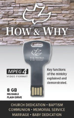 How and Why Series - MP4-USB Flash Drive