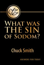 What Was the Sin of Sodom? - Booklet