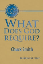 What Does God Require? - Booklet