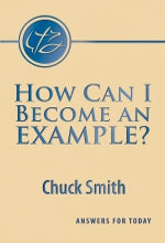 How Can I Become An Example? - Booklet