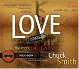 Love The More Excellent Way - Audio Book