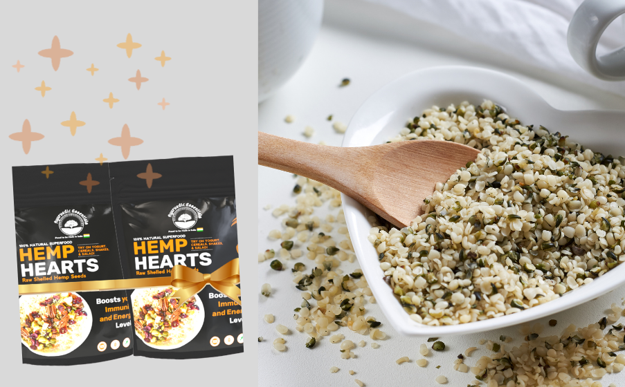 How To Mix Hemp Hearts and Nubs In Your Diet