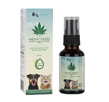 Load image into Gallery viewer, Wiggles Hemp Seed Oil for Dogs and Cats | 30ml - Dogs and Cats