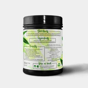 Hemp Healthy Harvest Hemp Seed Powder-500gm
