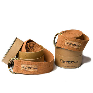 Orenda India Cotton Yoga Belt