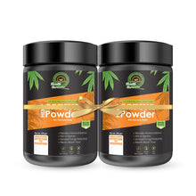 Load image into Gallery viewer, Health Horizons  | Ayurvedic Sativa Hemp Protein Powder  | Pack of 2  500 gm Each