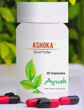 Load image into Gallery viewer, Ayushherbs Ashoka Capsules – Female Health Support