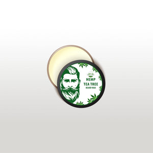 Hemp Healthy Harvest Hemp Tea Tree Beard Wax