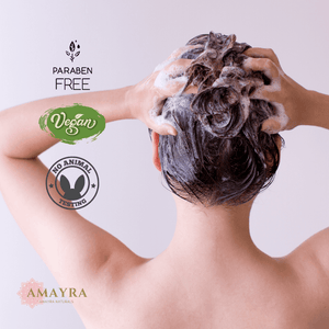 Amayra Naturals Fit Skinology Hemp Shampoo | 200ml