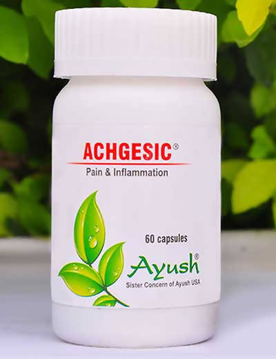 Ayush Herbs Achgesic (Shallaki) Capsules – Joints Pain And Inflammation
