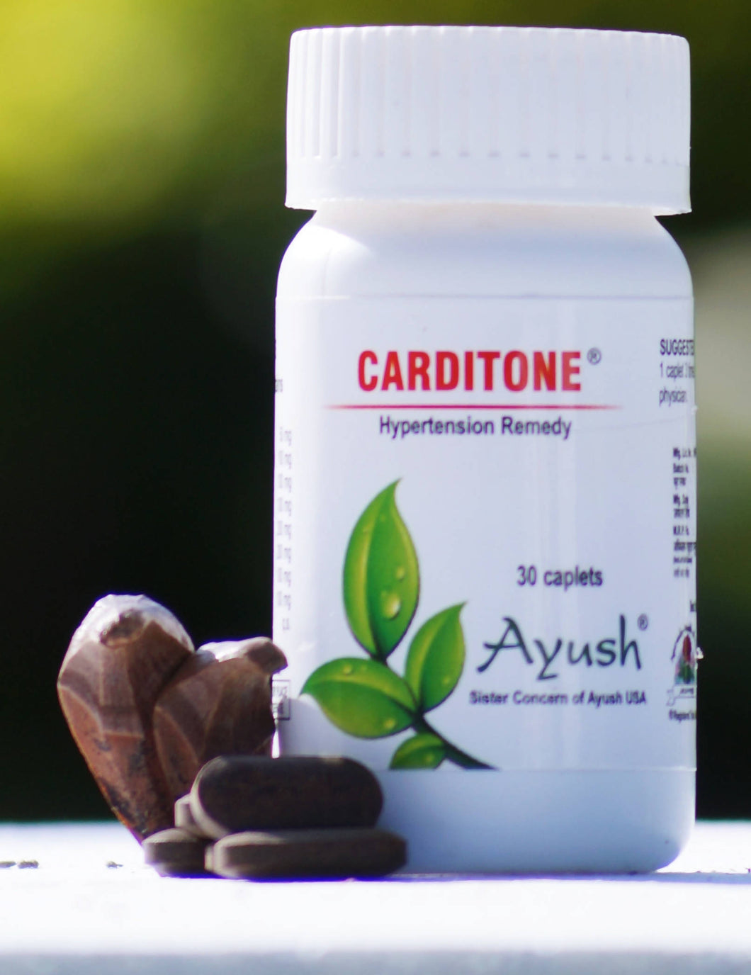 Ayush Herbs Carditone – Hypertension Support
