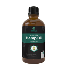 Load image into Gallery viewer, Health Horizons Ayurvedic Hemp Seed Oil | Skin & Hair | 100ml
