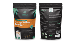 Health Horizons | Ayurvedic Sativa Hemp Protein Powder  150 gm