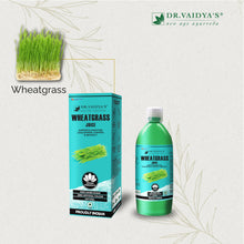 Load image into Gallery viewer, Dr. Vaidya's Wheatgrass Juice