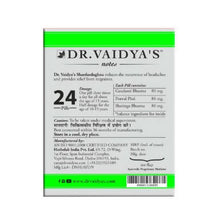 Load image into Gallery viewer, Dr. Vaidya's Shardardaghna Pills - Ayurvedic Medicine for Migraine & Headache - Pack of 3