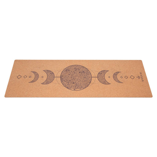 Svech Cosmo Yoga Mat (with Complimentary Cork Yoga Bag)