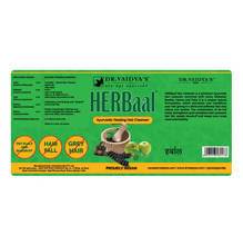 Load image into Gallery viewer, Dr. Vaidya's Herbaal Hair Cleanser - Ayurvedic Anti-Hairfall and Anti-Greying Shampoo