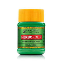 Load image into Gallery viewer, Dr. Vaidya's Herbokold Powder - Ayurvedic Medicine Cold & Cough - Pack of 2
