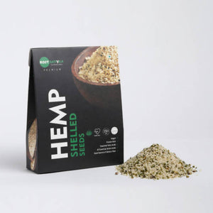 Rootsativaa Hemp Shelled Seeds - 250g