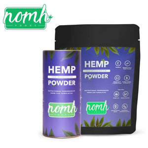 NOMH Foods Hemp Powder Refill Pack