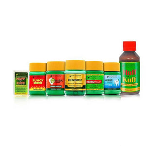 Ayurvedic Home Health Pack – Dr. Vaidya's Health Care Products Pack