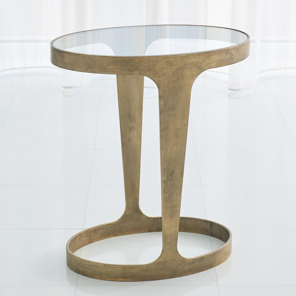 Global View Oslo Accent Table