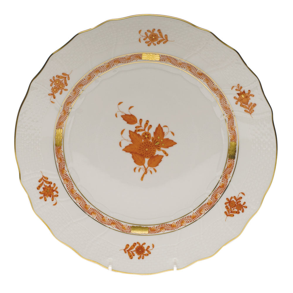 Herend Chinese Bouquet Fine China Collection in Rust