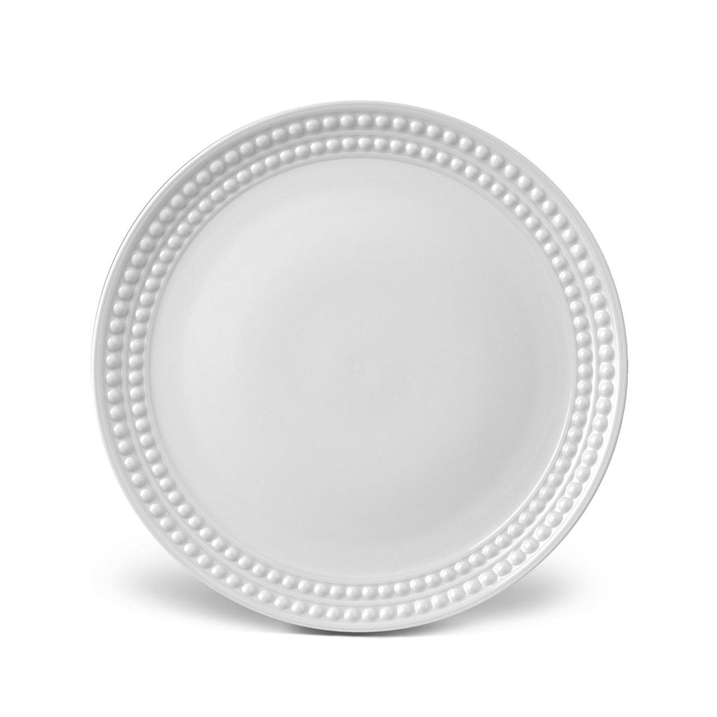 L'Objet Perlée White Dinnerware Collection