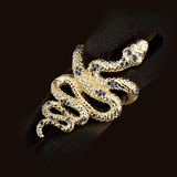 L'Objet  NAPKIN JEWELS - SNAKE - NJ4800
