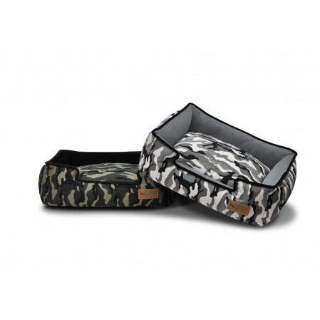 P.L.A.Y CAMOUFLAGE LOUNGE BED