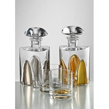 Eisch Gentleman Decanter Gold