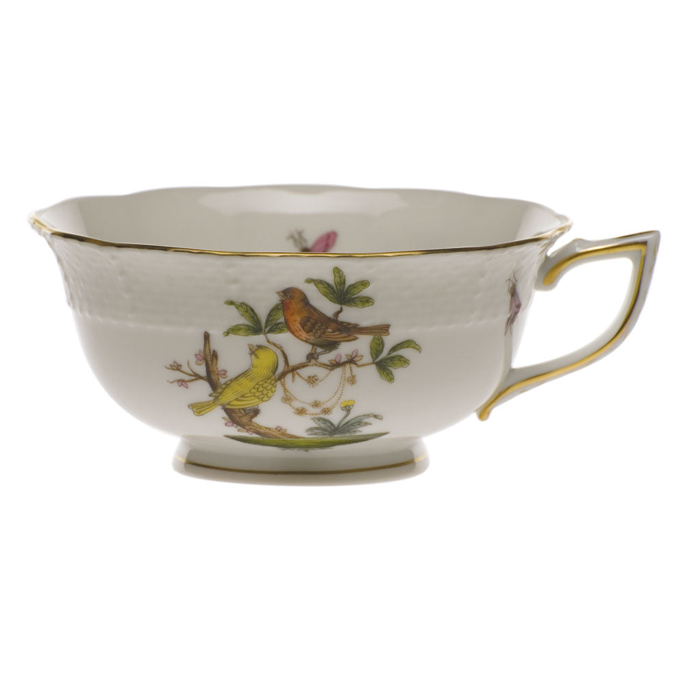 Herend Rothschild Bird Tea Cup Motif #6