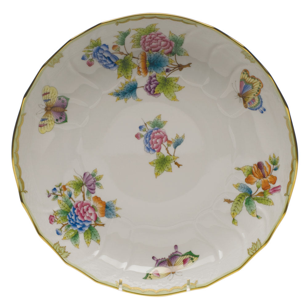 Herend Queen Victoria Open Vegetable Bowl