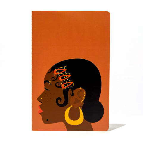 Be Rooted Act Up Sis Slim Travel Journal