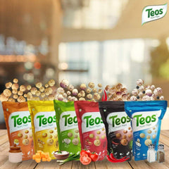 Teos Nutri Pops Makhana (Assorted Flavours)