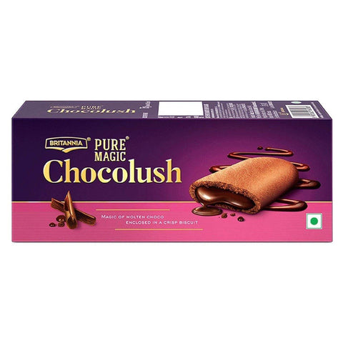 Britannia Pure Magic Chocolush - 75g Carton