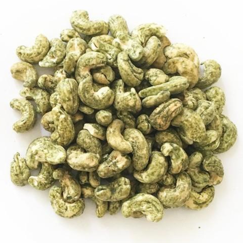 Roasted Green Chilli Cashew
