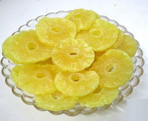 Dried Pineapple (Candied)