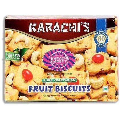 Karachi Fruit Biscuits
